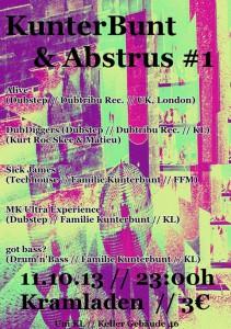 Kunterbunt & Abstrus #1