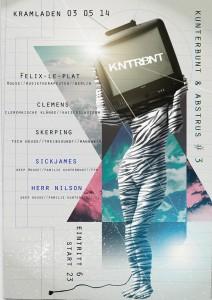 Kunterbunt & Abstrus #3