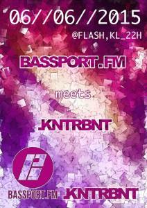Kunterbunt meets bassportFM